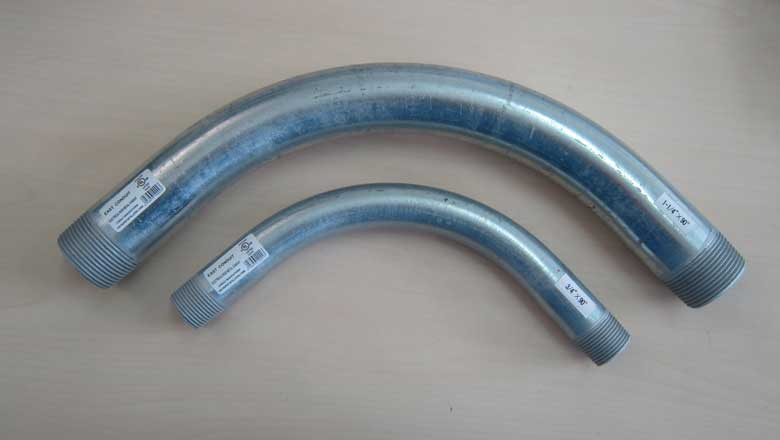 Rigid Conduit Elbows