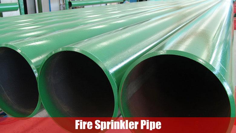 fire sprinkler pipe