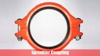 Sprinkler Coupling