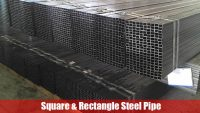 Square & Rectangle Steel Pipe