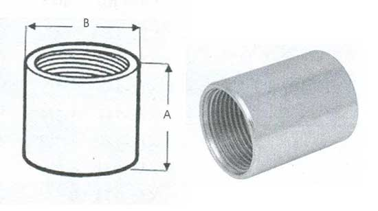 Rigid Aluminum Conduit Couplings